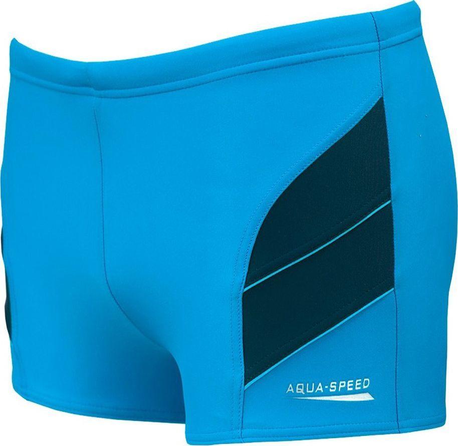 Aqua-Speed Spodenki kąpielowe dla chłopca Aqua-Speed Andy niebiesko-granatowe 24 349 1