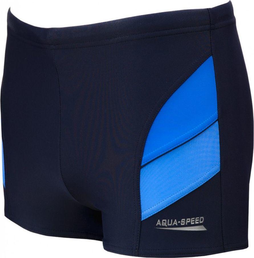 Aqua-Speed Spodenki kąpielowe dla chłopca Aqua-Speed Andy granatowo niebieskie 42 349 1