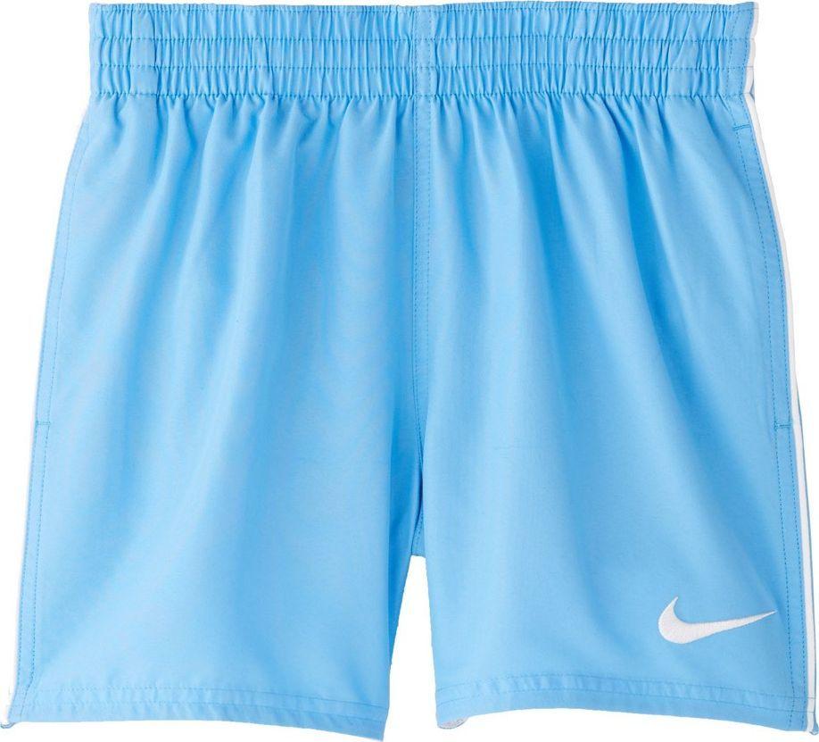 Nike Spodenki kąpielowe dla dzieci Nike Solid Lap j. niebieskie NESS9654 438 1