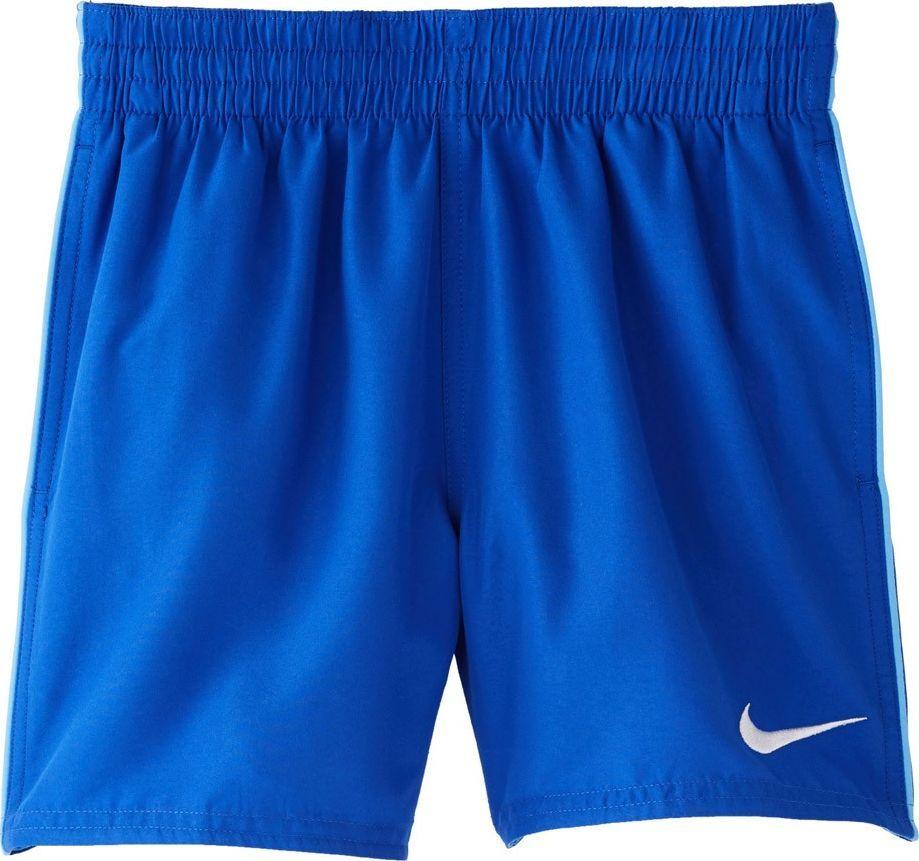 Nike Spodenki kąpielowe dla dzieci Nike Solid Lap niebieskie NESS9654 416 1