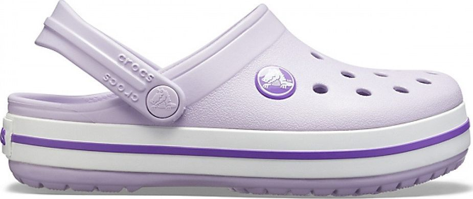 Crocs Crocs dla dzieci Crocband Clog K fioletowe 204537 5P8 1