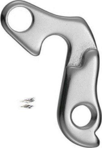 Italbike Hak przerzutki do ramy aluminiowy GW-9B Uniwersalny 1