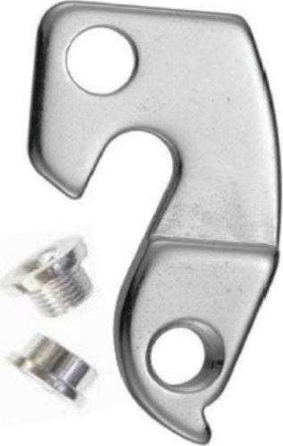 Italbike Hak przerzutki do ramy aluminoiwy GW-9C Uniwersalny 1