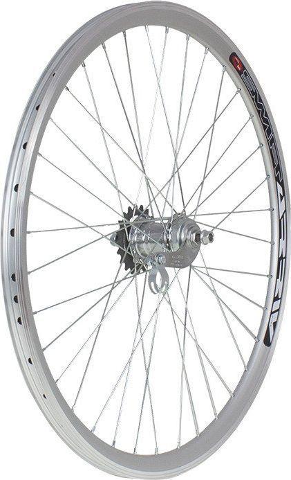 Stars Circle Koło tylne 24 obręcz aluminiowa piasta samohamowna Favorit Uniwersalny 1
