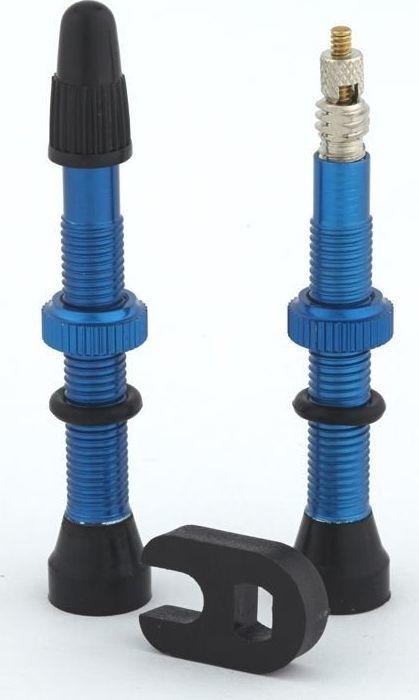 Trezado Zawory Trezado do systemów bezdętkowych niebieskie - 2 sztuki 48mm Uniwersalny 1