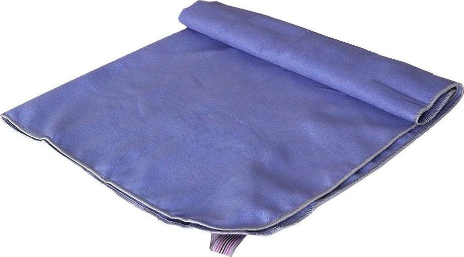 Ręcznik szybkoschnący Perfect microfibra fioletowy 47x55 cm 1