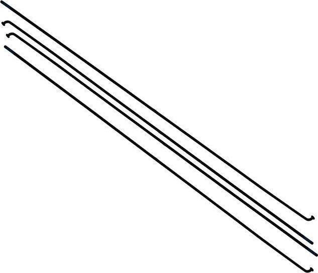 Cn Spoke Szprycha czarna 287 mm 1