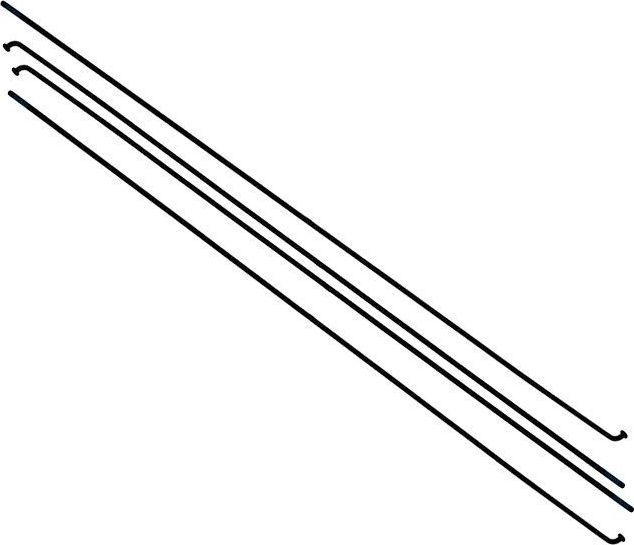 Cn Spoke Szprycha czarna 285 mm 1