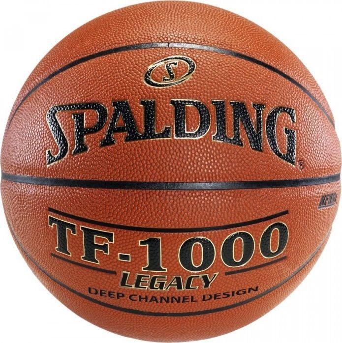 Spalding Piłka koszykowa Spalding TF-1000 Legacy 74450Z 1