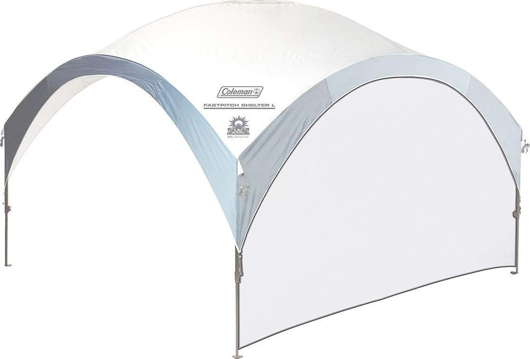 Coleman Coleman side wall for FastpitchSoftball Shelter L, side part(silver, 3.65m) 1