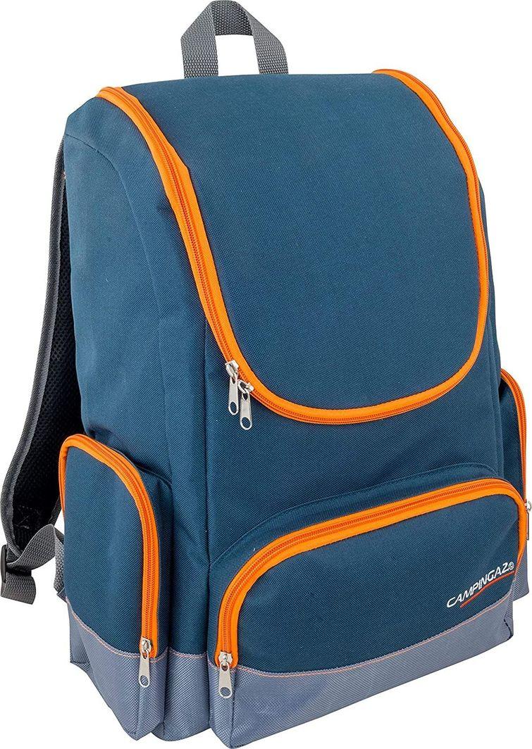 Campingaz Campingaz cooling backpack Tropic 20L, cooler bag(blue / orange) 1