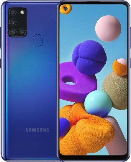 Smartfon Samsung Galaxy A21S 32GB Niebieski (SM-A217FZB) 1