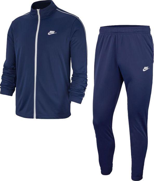 Nike Nike NSW Basic dres treningowy 410 : Rozmiar - S (BV3034-410) - 16409_182233 1