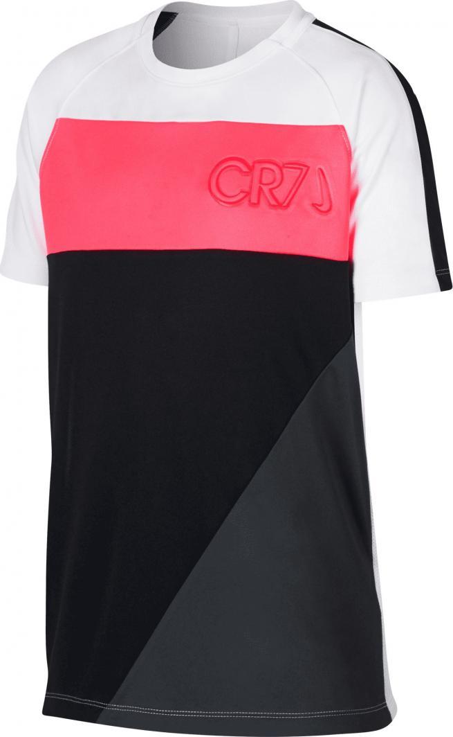 Nike Biała koszulka Nike Mercurial Dry Top AA9888-100 JR 152 1
