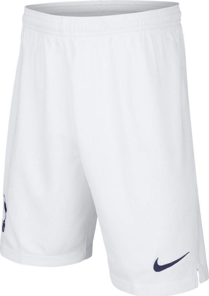 Nike Białe spodenki piłkarskie Nike Tottenham Londyn Breathe Stadium AO1948-100 Junior 152 1