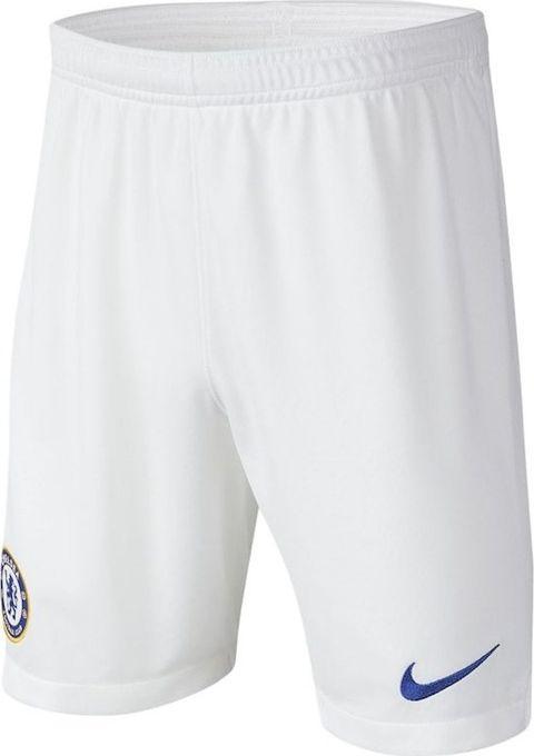 Nike Białe spodenki piłkarskie Nike FC Chelsea Breathe Stadium AO1941-100 Junior 140 1