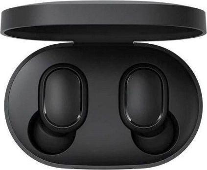 Słuchawki Xiaomi MI True Wireless Earbuds Basic S (ZBW4502GL) 1