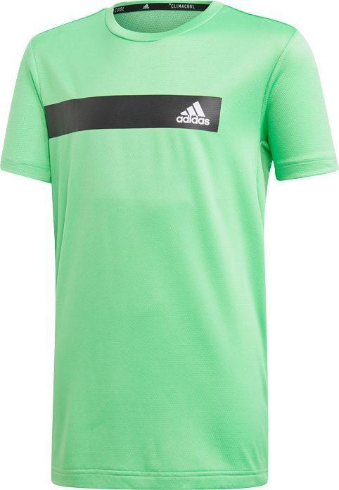 Adidas adidas JR Climacool T-shirt 358 : Rozmiar - 164 cm (DV1358) - 15177_178946 1