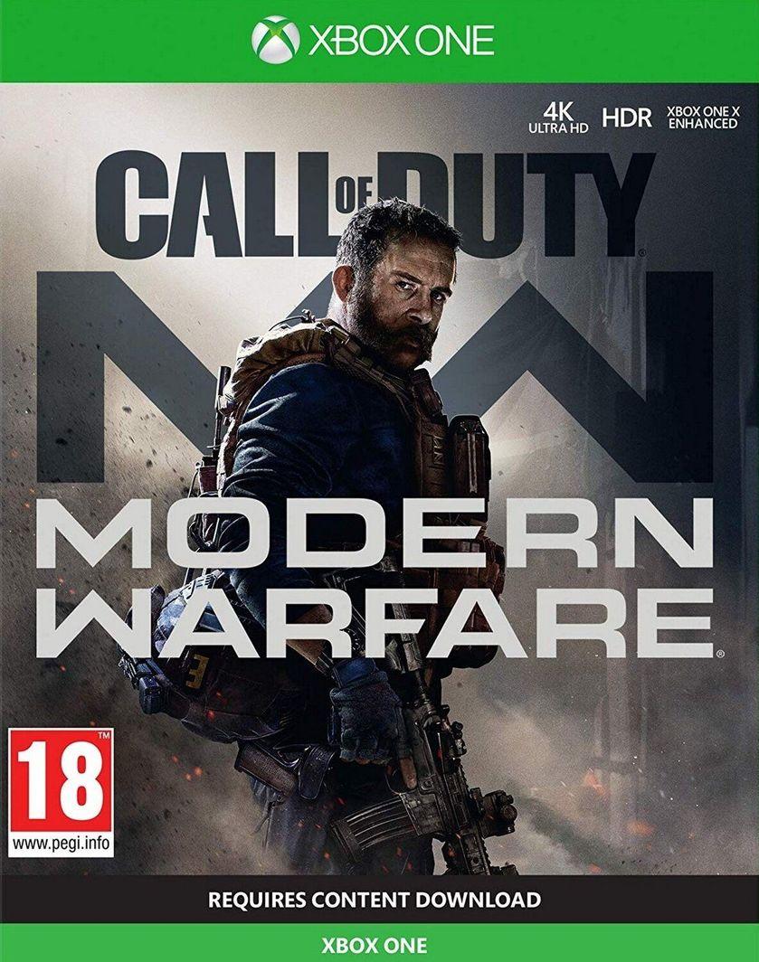 Call of Duty: Modern Warfare Xbox One 1