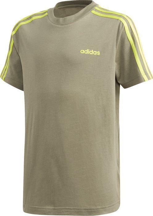 Adidas adidas JR Essentials 3S Tee t-shirt 031 : Rozmiar - 170 cm (FM7031) - 23812_201767 1