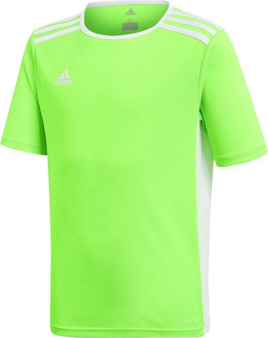 Adidas adidas JR Entrada 18 t-shirt 755 : Rozmiar - 140 cm (CE9755) - 21778_189068 1