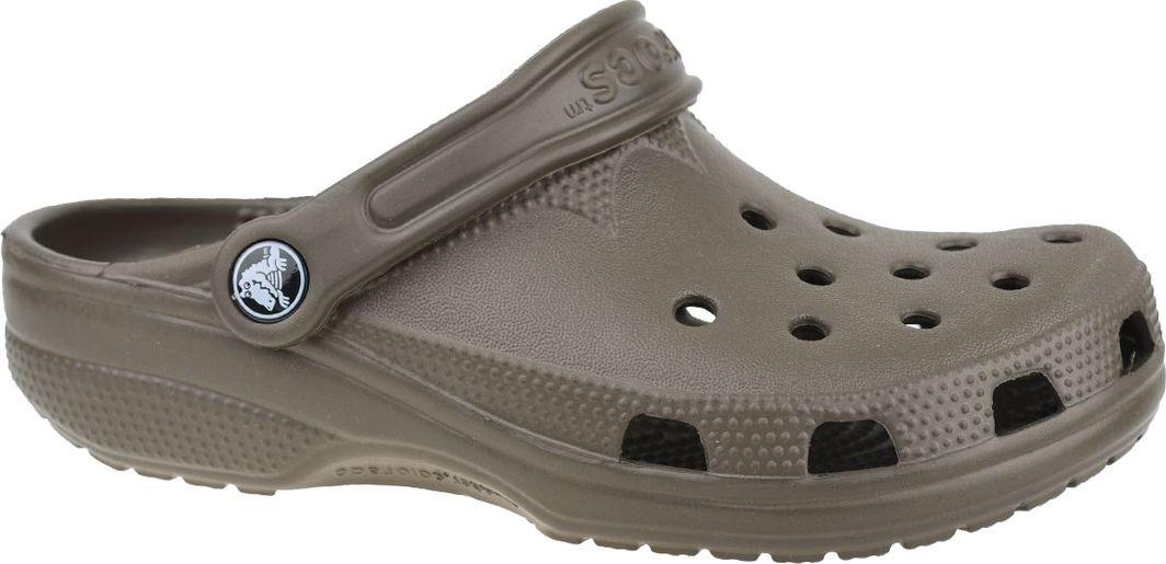 Crocs Crocs Beach 10002-200 brązowe 34/35 1