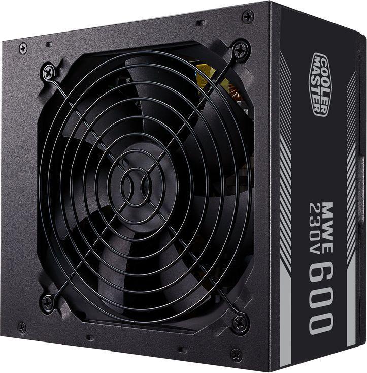 Zasilacz Cooler Master MWE 600 White V2 600W (MPE-6001-ACABW-NL) 1
