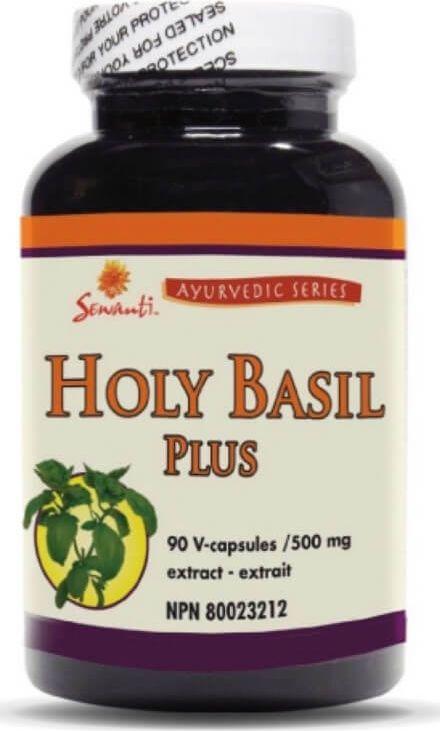 Sewanti Holy Basil Plus 90 Sewanti 500 mg VEGAN 1
