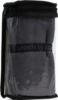 Gozze Gzze, Sportowy ręcznik, kolor antracyt, 70x140 cm 1