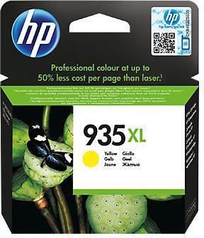 HP tusz C2P26AE nr 935XL (yellow) 1
