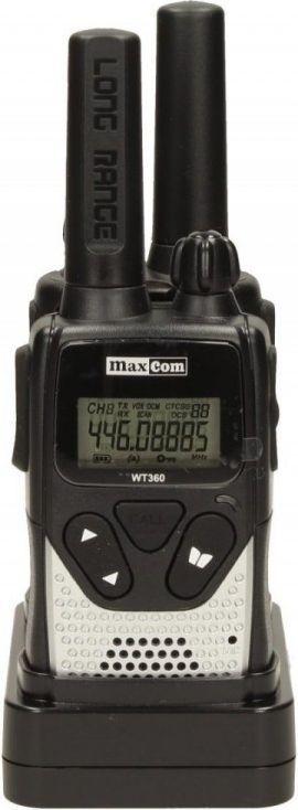 Krótkofalówka Maxcom WT 360 (MAXCOMWT360) 1