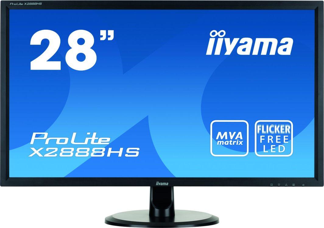 Monitor iiyama ProLite X2888HS-B2 1