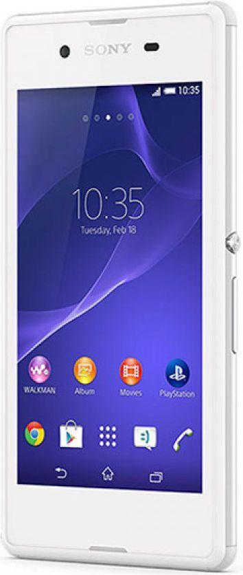 Smartfon Sony 4 GB Biały  (Xperia E3 D2203 White) 1
