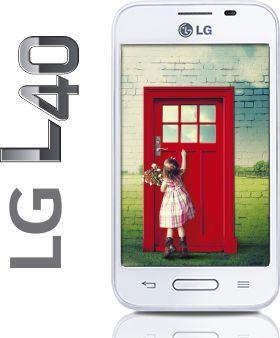 Smartfon LG 4 GB Biały  (LGGD160ACZEWH) 1