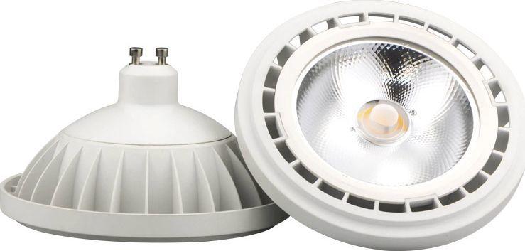 Nowodvorski Biała mleczna żarówka GU10 15W naturalna Nowodvorski LED 9831 (9831) - 25870 1