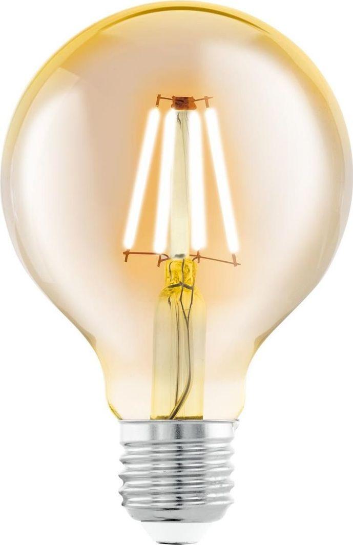 Nowodvorski Transparentna żarówka E27 4W ciepła Nowodvorski ledowa 9797 1