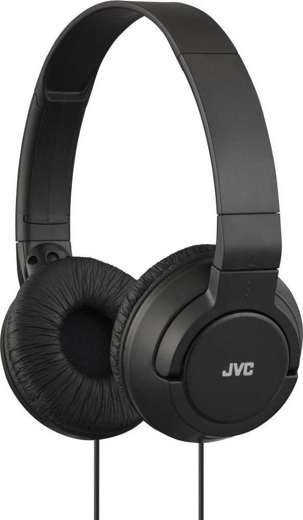 Słuchawki JVC HA-S180 (HA-S180-B-E)  1