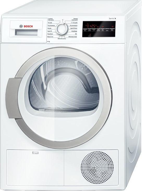 Suszarka do ubrań Bosch WTG86400PL 1