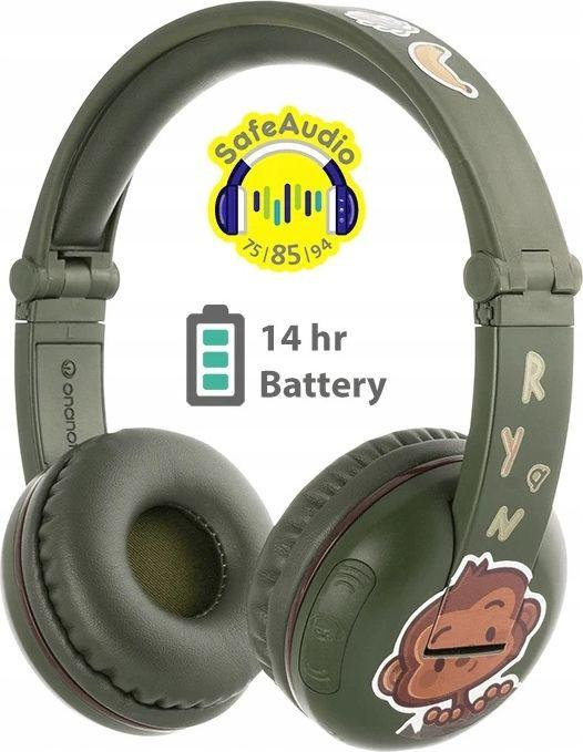 Słuchawki BuddyPhones Play (AVB4SUBH0050) 1