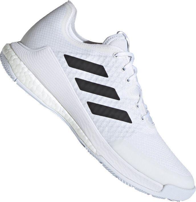 Adidas Buty męskie Crazyflight M białe r. 42 (FW8237) 1