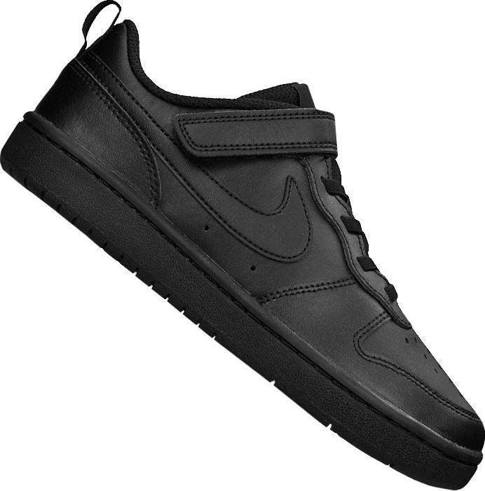 Nike Nike JR Court Borough Low 2 001 : Rozmiar - 33.5 1