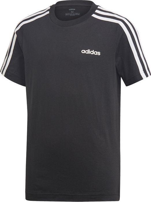 Adidas adidas JR Essentials 3S Tee T-shirt 798 : Rozmiar - 128 cm 1
