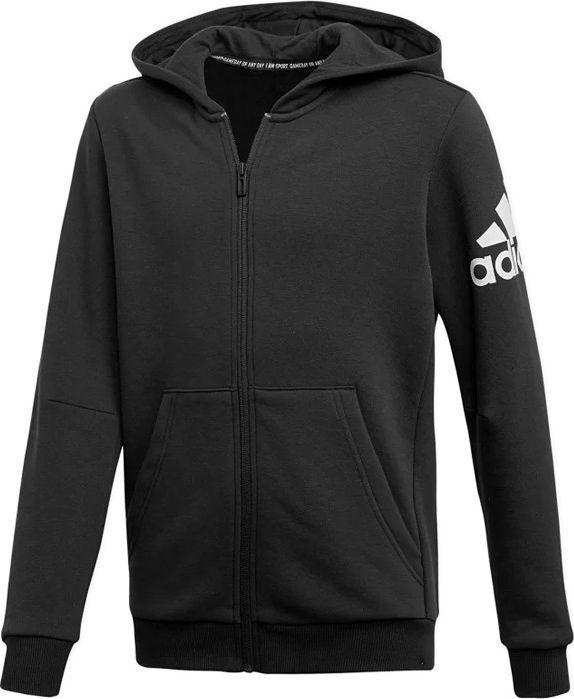 Adidas adidas JR Must Haves BOS FZ FL Bluza 481 : Rozmiar - 152 cm 1