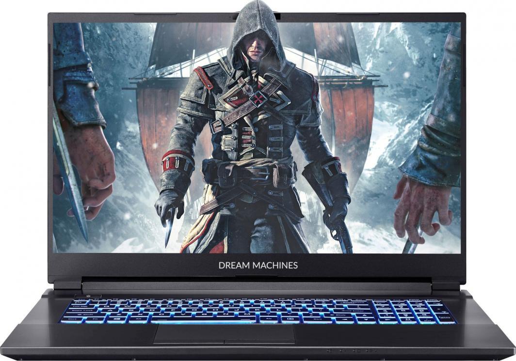 Laptop Dream Machines T1650-17PL35 1