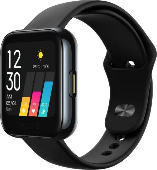 Smartwatch realme Watch 1 Czarny  (RMA161) 1