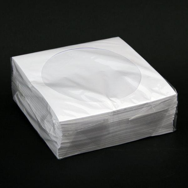 Platinet koperty CD z oknem bez kleju 100 szt (56862) 1