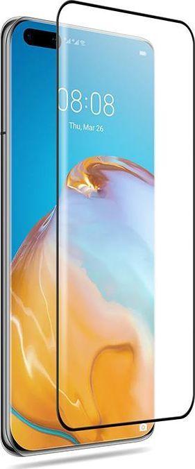 Crong 3D Armour Glass 9H na ekran Huawei P40 Pro 1