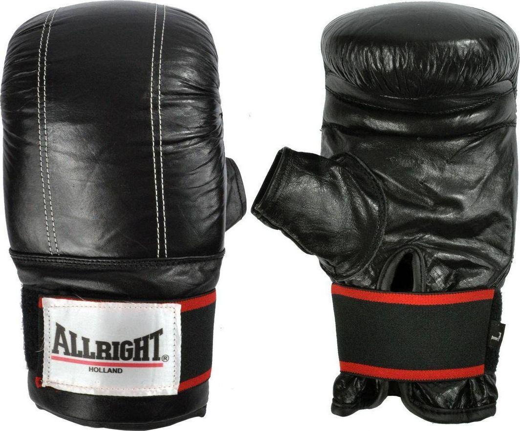 Allright RĘKAWICE TRENINGOWE SN r.S czarne 1