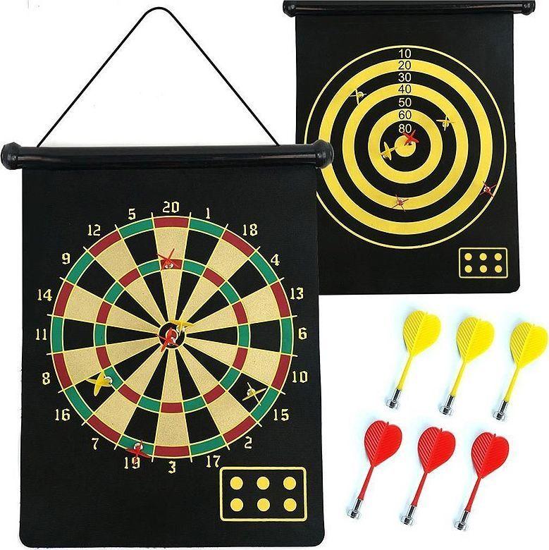 Dart Game Tarcza dart magnetyczna (GT02008) 1