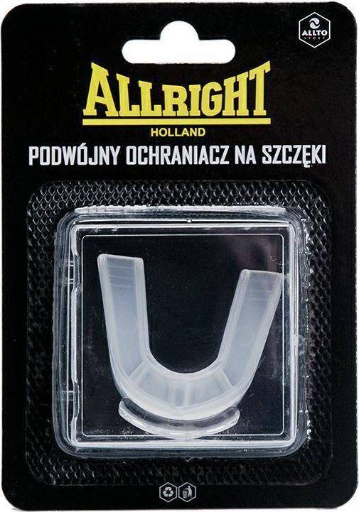 Allright SZCZĘKA PODWÓJNA WHITE ALLRIGHT 1